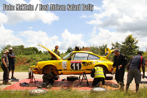 © McKlein / East African Safari Rally.