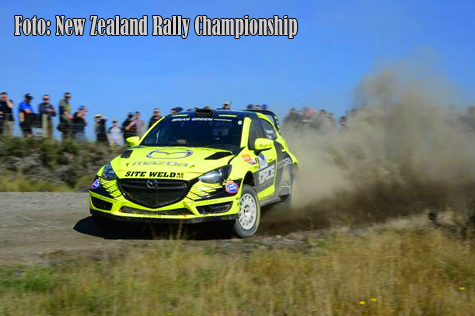 © New Zealand Rally Championship.